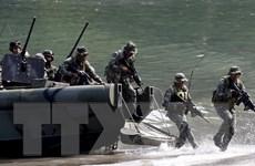 Đô đốc Mỹ: Hợp tác quân sự Mỹ-Philippines chưa có thay đổi