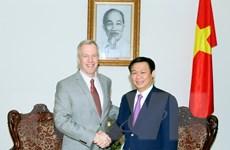 Đại sứ Ted Osius: Mục tiêu đưa Hoa Kỳ là nhà đầu tư số 1 tại Việt Nam