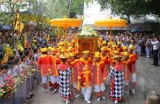 Lễ tưởng niệm Hòa thượng Thích Chơn Thiện tại Thừa Thiên-Huế
