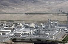 Iran sẽ giảm dự trữ nước nặng để tuân thủ thỏa thuận hạt nhân