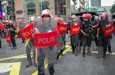 Cuộc tuần hành phản đối Chính phủ tại Malaysia đã kết thúc