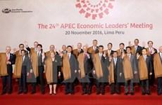 Các thành viên APEC đặt kỳ vọng vào Năm APEC 2017 ở Việt Nam