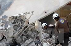 Thổ Nhĩ Kỳ không kích 17 mục tiêu của IS tại miền Bắc Syria