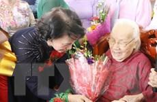 Khánh thành Nhà lưu niệm cơ sở cách mạng Ngô Thị Huệ