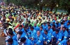Gần 1.000 lao động nước ngoài bất hợp pháp bị bắt tại Malaysia