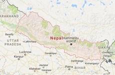 Động đất 5,5 độ Richter ở Nepal, chưa có báo cáo thương vong