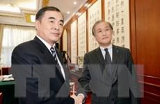 Trung-Nhật nhất trí giải quyết bất đồng, cải thiện quan hệ song phương