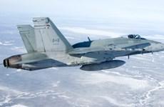 Chiến đấu cơ CF-18 của Canada gặp nạn, phi công thiệt mạng