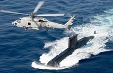 NATO tập trận hải quân thường niên Nusret trên biển Aegean