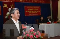 Ủy ban Kiểm tra TW tiến hành kiểm tra trách nhiệm của ông Võ Kim Cự