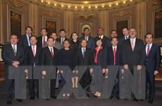 Quốc hội Việt Nam và Mexico tăng cường quan hệ hữu nghị hợp tác