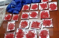 Bắt quả tang đối tượng vận chuyển 24.000 viên ma túy tổng hợp