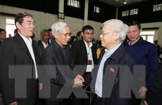 Tổng Bí thư Nguyễn Phú Trọng: Xử đúng mới là nghiêm