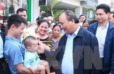Thủ tướng lần đầu trực tiếp thị sát, đánh giá một dự án nhà ở xã hội