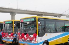 Đà Nẵng đưa vào hoạt động tuyến xe buýt được trợ giá