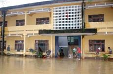 Gần 450 triệu đồng hỗ trợ người dân Quảng Ngãi, Bình Định