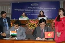 Hai hãng hàng không Vietjet và Air India hợp tác kinh doanh