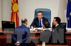 Macedonia tổng tuyển cử trước thời hạn nhằm chấm dứt khủng hoảng