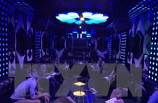 Hải Phòng thu giữ lượng lớn chất gây nghiện tại karaoke Sao 188