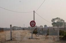 Hà Nội: Hàng triệu mét khối đất ở Sóc Sơn bị khai thác trái phép