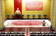 Hội nghị cán bộ chủ chốt toàn quân quán triệt Nghị quyết Trung ương 4