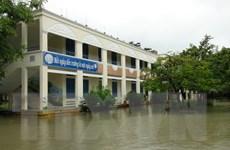 Khánh Hòa: Mưa lũ gây ngập trên diện rộng, 10 ngôi nhà bị sập