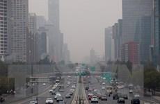 Bắc Kinh tăng cường các biện pháp làm giảm ô nhiễm không khí