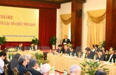 Phát huy các nguồn lực tôn giáo góp phần xây dựng, phát triển đất nước