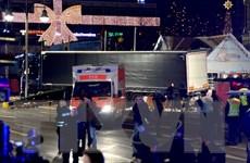 Đức tiếp tục điều tra vụ xe tải đâm vào đám đông ở Berlin