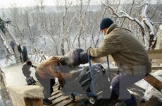 Nga và NATO tiếp tục bất đồng sâu sắc trong vấn đề Ukraine