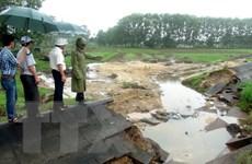Hỗ trợ các địa phương khắc phục thiệt hại do bão, lũ tại miền Trung