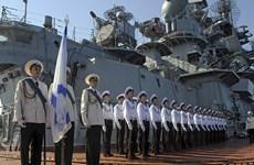 Tổng thống Nga muốn mở rộng căn cứ hải quân Tartus ở Syria