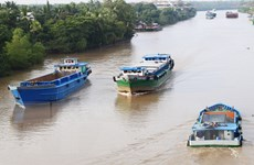 Phát huy lợi thế đường thủy Vùng kinh tế trọng điểm phía Nam