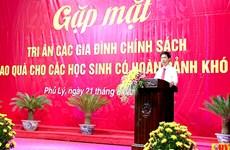 Phê chuẩn Phó Chủ tịch Ủy ban Nhân dân tỉnh Hà Nam và Bình Phước