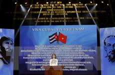 Điện mừng nhân dịp kỷ niệm 58 năm Ngày Cách mạng Cuba