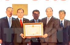 Bình Dương được trao tặng Huân chương Độc lập hạng Nhất