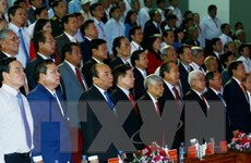 Thủ tướng dự Lễ kỷ niệm 20 năm Ngày tái lập tỉnh Bình Phước
