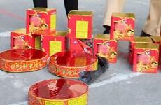 Điều tra vụ vận chuyển pháo nổ lớn nhất từ trước đến nay tại Hà Giang