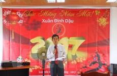 Cộng đồng người Việt Nam ở Angola chào đón năm mới 2017