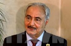 Libya: Tướng K.Haftar từ chối đàm phán với chính quyền ở Tripoli