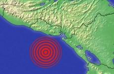 Động đất mạnh xuất hiện rất gần một thành phố của El Salvador