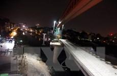 Xác định danh tính công nhân rơi từ nhà ga Cát Linh-Hà Đông