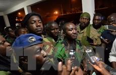 Binh sỹ nổi dậy phóng thích Bộ trưởng Quốc phòng Cote d'Ivoire