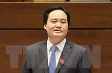Bộ trưởng Phùng Xuân Nhạ: Giáo dục sẽ lắng nghe để đổi mới