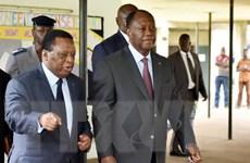 Tổng thống Cote d'Ivoire cách chức lãnh đạo cả quân đội lẫn cảnh sát