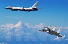 Máy bay quân sự Trung Quốc vào vùng nhận dạng phòng không Hàn Quốc