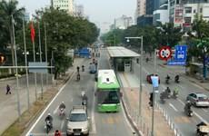 Hà Nội tăng cường 29 tuyến xe buýt mỗi ngày dịp Tết Nguyên đán