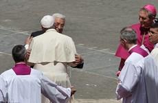 Giáo hoàng Francis sẽ gặp Tổng thống Palestine vào cuối tuần này