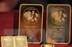 Vàng tăng giá lên mức cao nhất trong bảy tuần tại châu Á