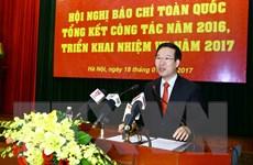 Báo chí Việt Nam buộc phải bước vào cuộc cạnh tranh thông tin
